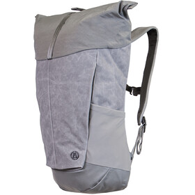 Alchemy Equipment Roll Top Zaino 20l, gunmetal wax